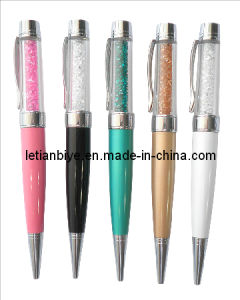 High Class Swarovski Crystal Gift Pen (LT-C467) pictures & photos