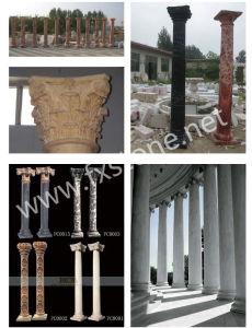 Stone Column, Pillar, Roman Pillar pictures & photos