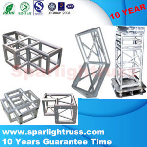 High Quality Aluminum Frame Stage Truss Equipment pictures & photos