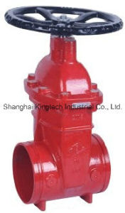 Resilient Nrs Gate Valve UL/FM Approval pictures & photos