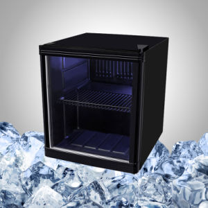 Branding Glass Door Mini Fridge for Drink Promotion pictures & photos