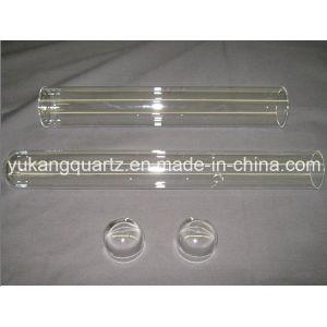 Clear Quartz Tube pictures & photos