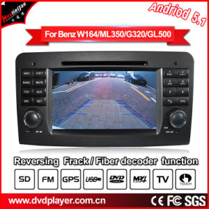 Android Car GPS Navigatior for Mercedes-Benz Gl Ml Class DVD MP4 Player pictures & photos