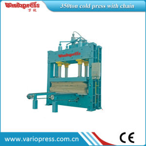 Plywood Cold Press with Chain pictures & photos