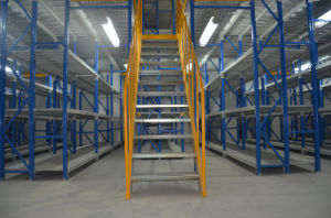 Warehouse Storage Mezzanine Rack pictures & photos