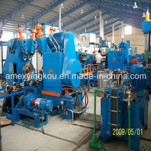 Edge-Curling Machine/Seaming Machine/Crimping Machine for 55 Gallon Steel Drum Making Machine or Steel Barrel Production Line pictures & photos