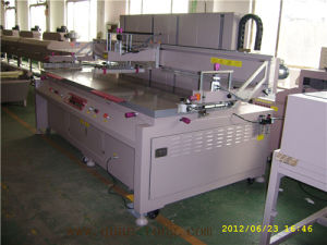Semi Automatic Screen Printing Machine with Cylinder Component