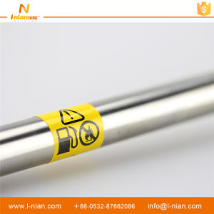 Custom Printing Caution Labels Pipe Stickers