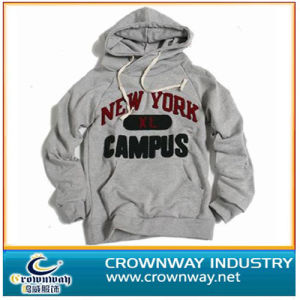 Men′s Cheap Hood Sweatshirt with Custom Logo (CW-HS-19) pictures & photos