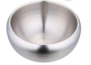 High Quality Thicken Stainless Steel Bowl (SS-003) pictures & photos