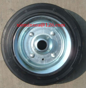 8*2 Inch Solid Rubber Wheel pictures & photos