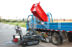 By800 Hydraulic Muck Truck Electric Trolley From China pictures & photos