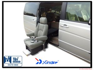 Special Car Seat Can Swivel and Lowering Down Swivel Seat pictures & photos