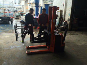 Forklift Acctached Vacuum Lifter for Glass
