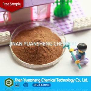 Dark Brown Calcium Lignosulfonate Powder Concrete Superplasticizer pictures & photos