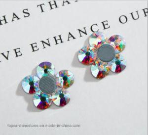 5A Top Quality Hot Fix Rhinestone Crystal Component Preciosa Copy Swar Rhinestone (HF-ss20 crystal ab 5A grade) pictures & photos