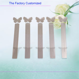 Personality Butterfly Shape Metal Bookmark Customized pictures & photos