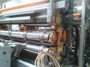 Corrugated Making Plant Series Blade Moving Type Slitter Scorer Machine pictures & photos