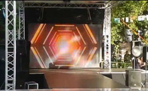 Galaxias Series Flexible LED Display Screen pictures & photos