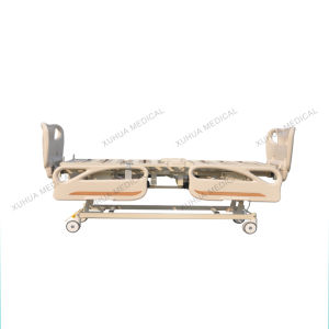 ISO/Ce Standard Five Functions Electric Medical ICU Bed (XH-14) pictures & photos