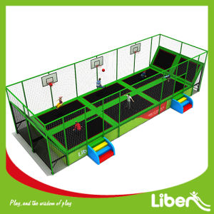 CE Approved Mini Trampoline Manufacturers Indoor Trampoline Urban pictures & photos