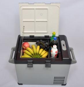 12V Mini Plug-in Car Fridge pictures & photos