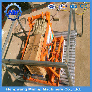 Geotechnical Trailer Mounted Water Well Drilling Rig pictures & photos