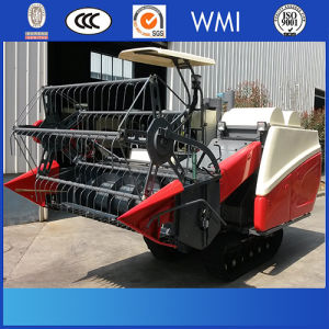 Paddy Rice Mini Combine Harvester Model (4LZ-2.3) pictures & photos
