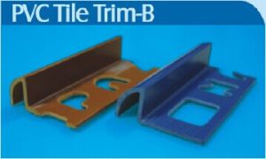 PVC Tile Trim Edge pictures & photos