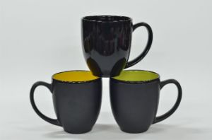 Color Inside Color Rim Mug pictures & photos