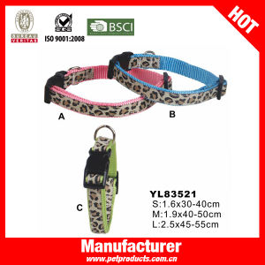 PU Leather Dog Harness with Leash, Dog Collar Leash (YL83528) pictures & photos
