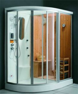 Gorgeous Computer Steam Shower Cabin Combination Suana House (M-8218R/L) pictures & photos