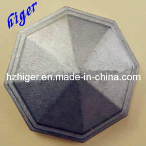 Aluminum Sand Casting Fence Cap pictures & photos
