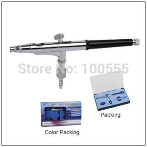 New 0.2&0.3mm Spray Airbrush Kit Gun Paint Pr-139 pictures & photos