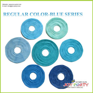Blue Series Hanging Paper Lantern for Wedding Decorative pictures & photos