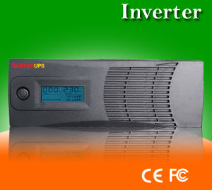 DC 24V to AC 110V / 220V Inverter with 10A / 20A Adjustable Charge Current pictures & photos