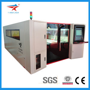 Sheet-Metal Processing Fiber Laser Machine (TQL-MFC500-4115) pictures & photos