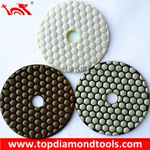 Dry Polishing Pads pictures & photos