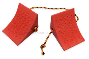 Car Gses Aircraft PU Foam Wheel Chock pictures & photos