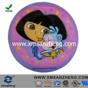 Custom Full Color Cartoon Label Stickers pictures & photos