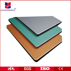 PE Coated ACP 3mm Foam Board Aluminum Panel