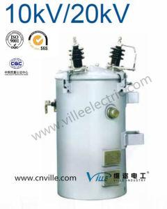 30kVA D11 Series 10kv/20kv Single Phase Pole Mounted Distribution Transformer pictures & photos