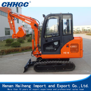 Chhgc 2015 New Best Price for Mini Crawler Excavator pictures & photos