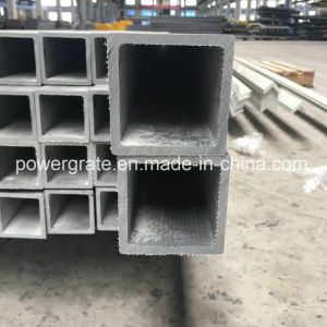 FRP Tubes, GRP/Pultruded Profiles, Pultruded Shapes, GRP Square/ Square Tubes pictures & photos