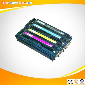 Compatible Toner Cartridge for HP Color Laserjet (AS-CE320A/321A/322A/323A)