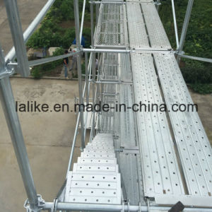 High Quality Building Ringlock Scaffolding