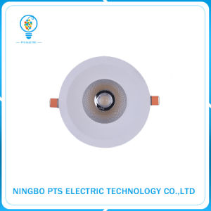 15W 1350lm Hot Sale Lighting Fixture Recessed Waterproof LED Downlight IP40 pictures & photos