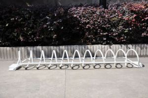 Wave Type Bike Safety Rack for Bicycle Parking pictures & photos