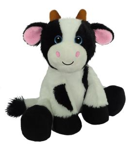 Cute Super Soft and Stuffed Plush Toy Cow