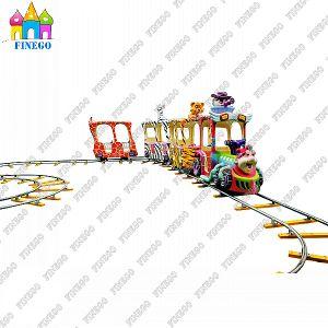 Amusement Park Electric Trackless Train pictures & photos